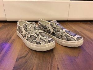 Slipper/Sneaker mit Musterung