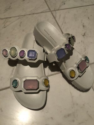 Sophia Webster High-Heeled Sandals multicolored