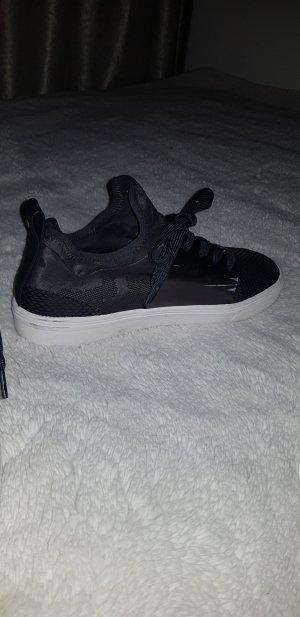Steve Madden Instapsneakers zwart-antraciet