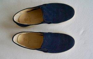 Slipper (VEGAN) dunkelblau