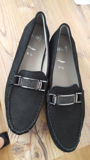 ara Pantoffels zwart