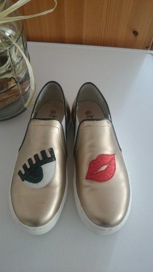 Heine Slippers multicolored