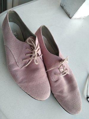 Rieker Lace Shoes pink