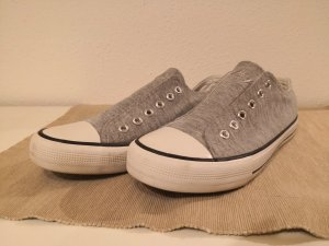 Deichmann Zapatos formales sin cordones gris claro