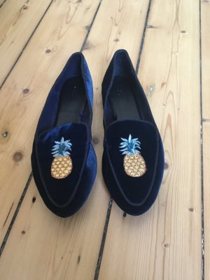 Slippers mit Ananas