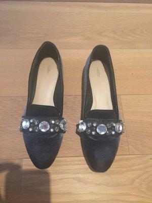 Slippers Zara gr.36 mit bling bling :)