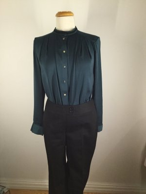 H&M Splendor Blouse forest green