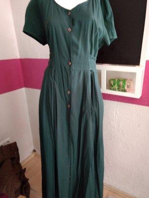 Smaragdgrünes Kleid