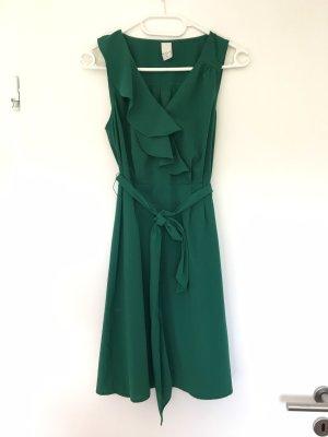Smaragdgrünes Vila Kleid