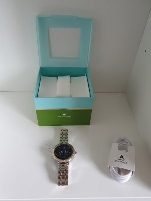 Kate Spade Digital Watch silver-colored-gold-colored