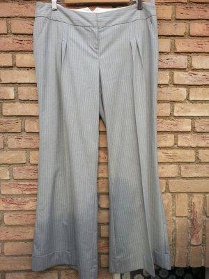 Smarte weitbeinige Anzughose von Asos