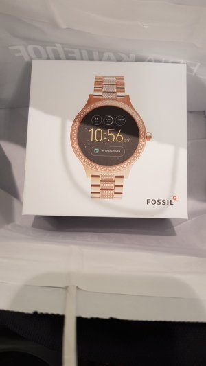 Fossil Digital Watch rose-gold-coloured