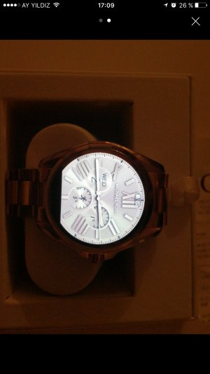 Smartwatch Michael kors Rosé Gold