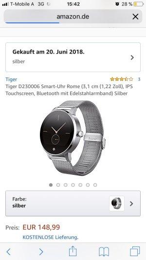 Smartwatch Tiger Rome