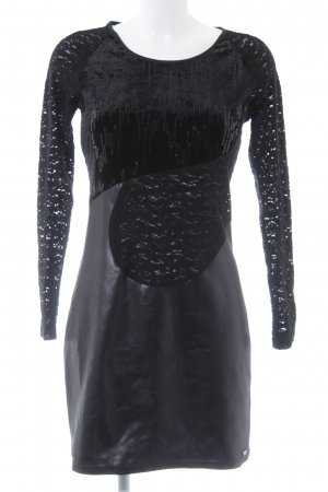 Smash Robe crayon noir Aspect de combinaison de matériaux