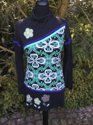 Smash Camicia lunga multicolore Cotone