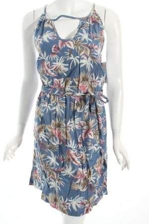 Smash Minikleid florales Muster Beach-Look