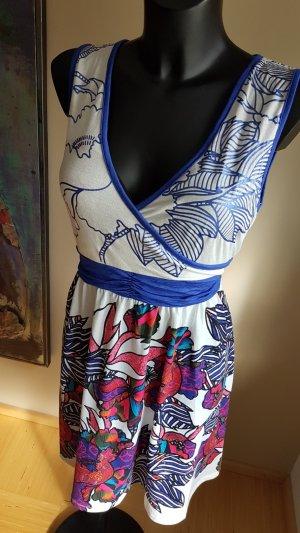 SMASH Sommer Trägerkleid, XL, Lila, Koffer-Kleid - Urlaub
