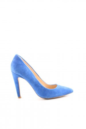 SMH Pointed Toe Pumps blue casual look
