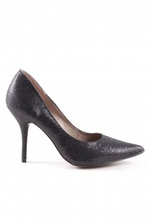 SMH Pointed Toe Pumps black elegant