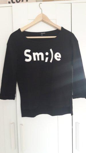 Smile Pullover von Tally weijl Größe XS schwarz