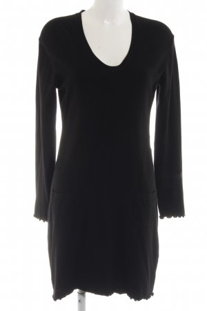 Smilla Robe pull noir style d'affaires