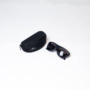 Smith Optics Sonnenbrille schwarz inkl. Brillenetui