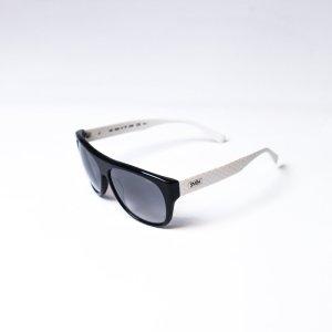 Smith Optics Sonnenbrille weiß/schwarz
