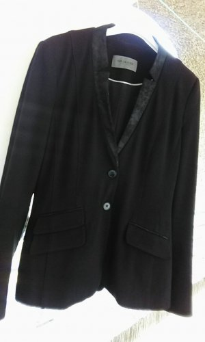 Sir Oliver Tuxedo Blazer black mixture fibre