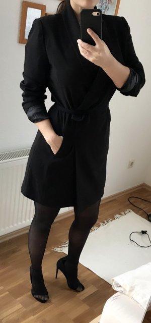 Smoking Kleid 36 schwarz