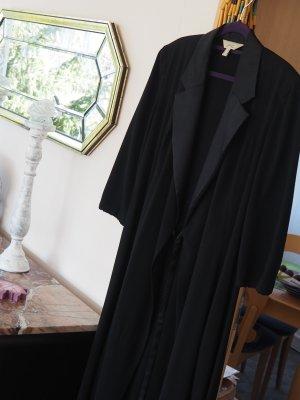 Smoking-Kleid schwarz Gr 40