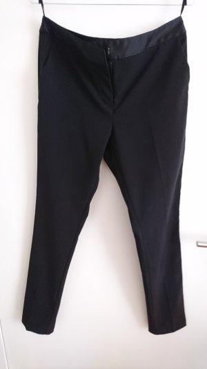 Oasis Pantalon en jersey noir