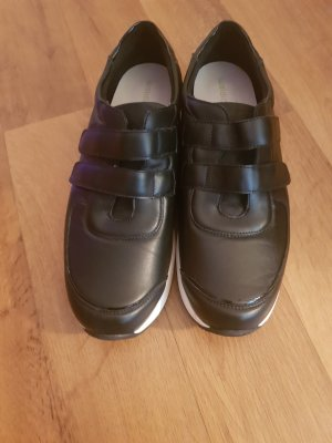 Waldläufer Velcro Sneakers black