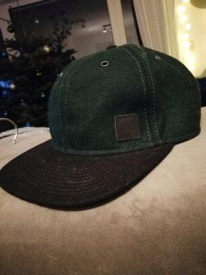 Baseball Cap black-dark green