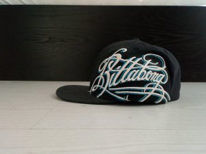 Billabong Berretto da baseball multicolore