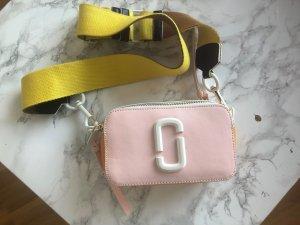 Snapshot Camera Bag Tasche Small Leather Blush/Multi NEU
