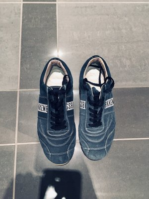 Bikkembergs Lace-Up Sneaker dark blue