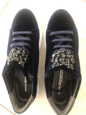 Kennel und Schmenger Lace-Up Sneaker dark blue