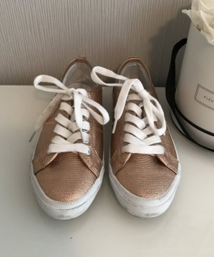 Sneaker (36) in roségold zu verkaufen