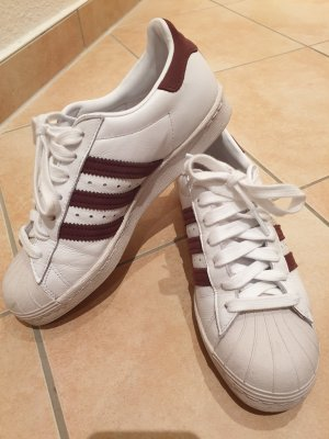 Adidas Originals Lace-Up Sneaker white