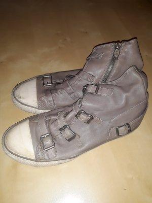 ASH Sneakers white-grey brown