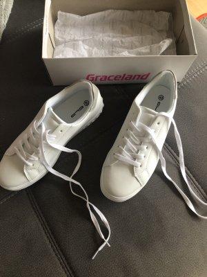 Graceland schwarze schicke Schuhe 36 Damen