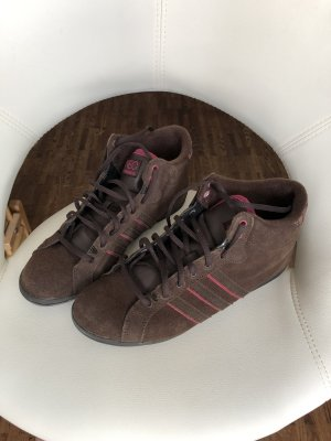 Adidas NEO Lace-Up Sneaker neon pink-brown