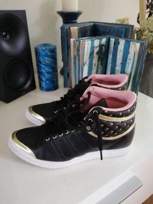Adidas Zapatillas altas negro