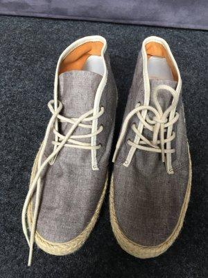Sneaker aus Stoff, Gr. 38,5