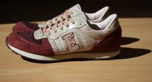 Sneaker - beige/rot - Esprit