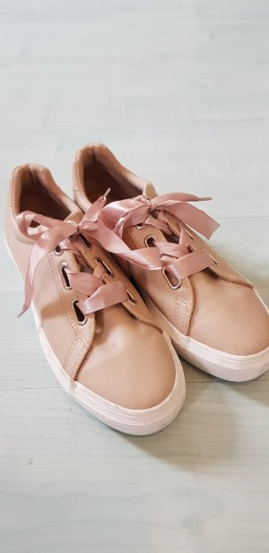 Even & Odd Lace-Up Sneaker white-dusky pink