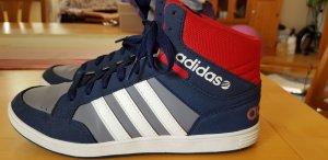 Sneaker blau/grau/rot von Adidas