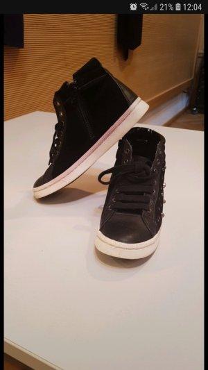 Blink High Top Sneaker black