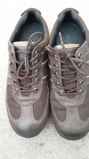 Sneaker braun Ecco